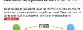 TrustForexTrade scam