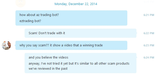 Trusted Robot Review - Trusted Robot Scam Exposed