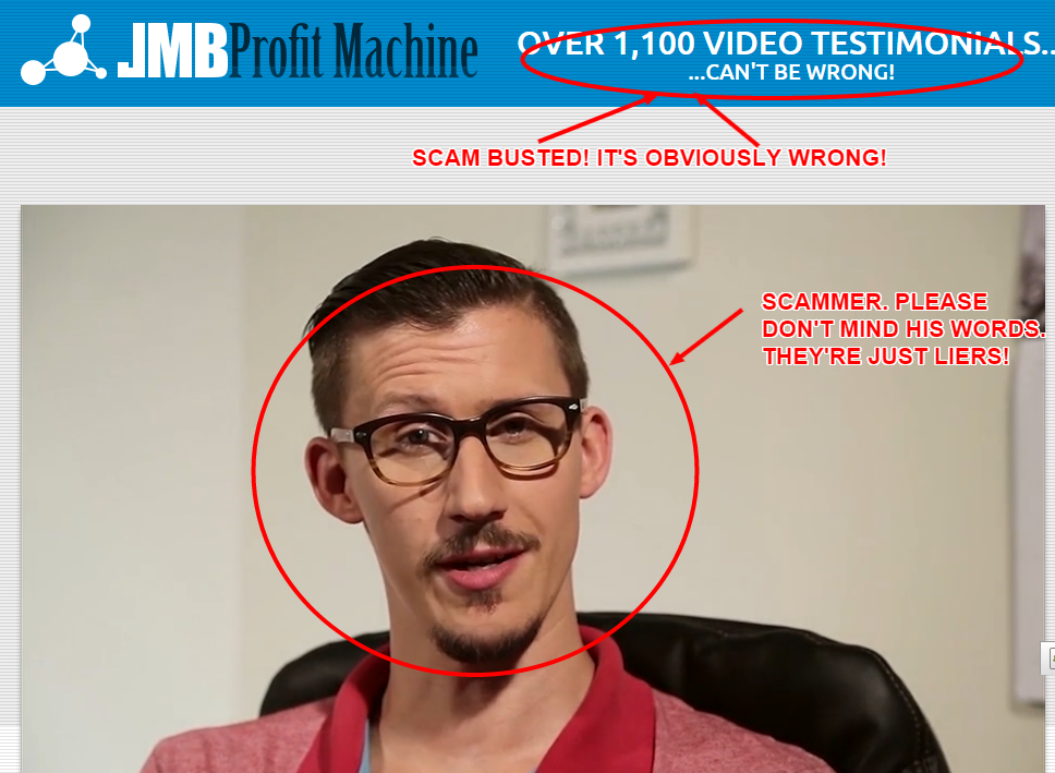 JMB Profit machine scam