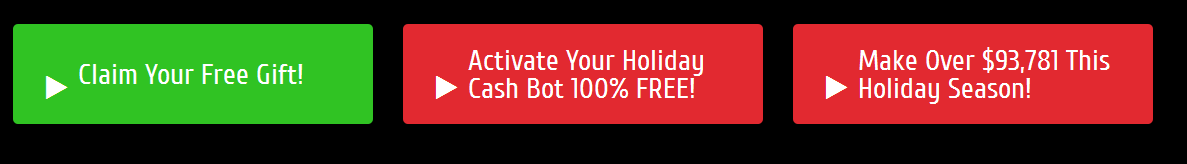Holiday Cash Bot Scam Review
