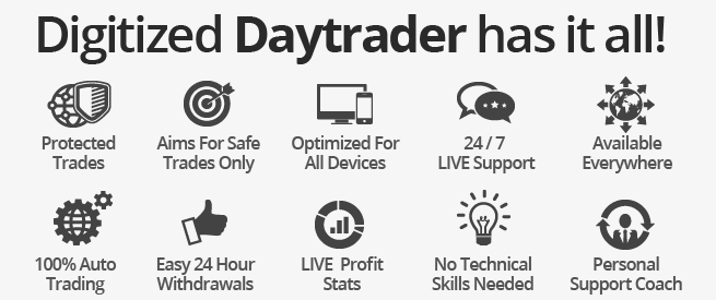Digitized Daytrader Scam Review