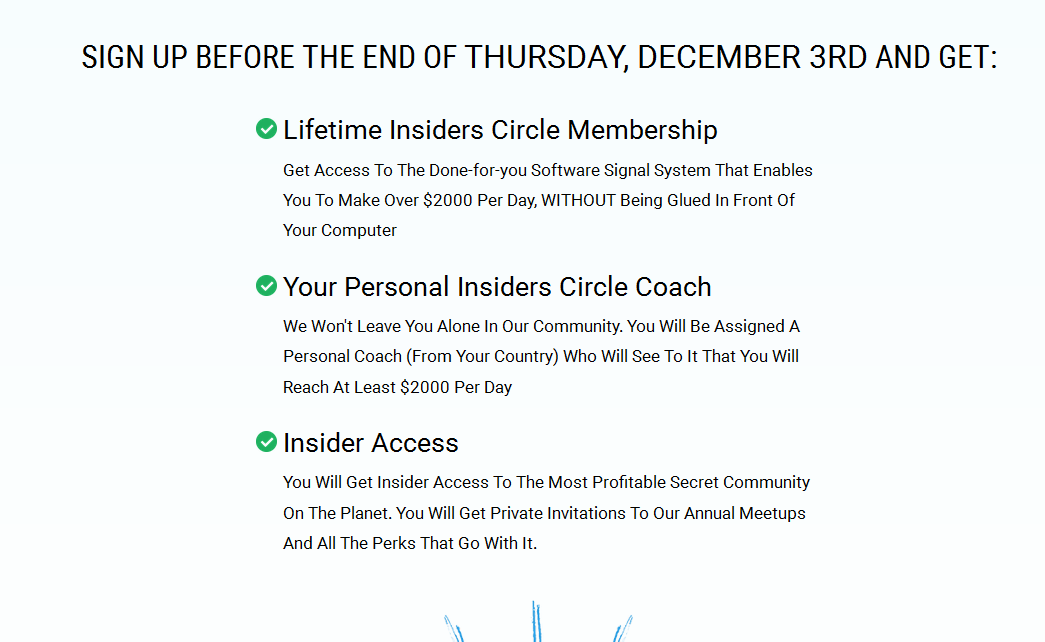 Insider Circle Scam Review