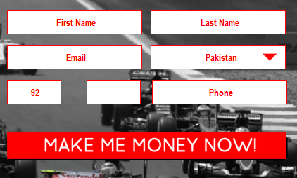 Grand Prix Cash website lacks insight