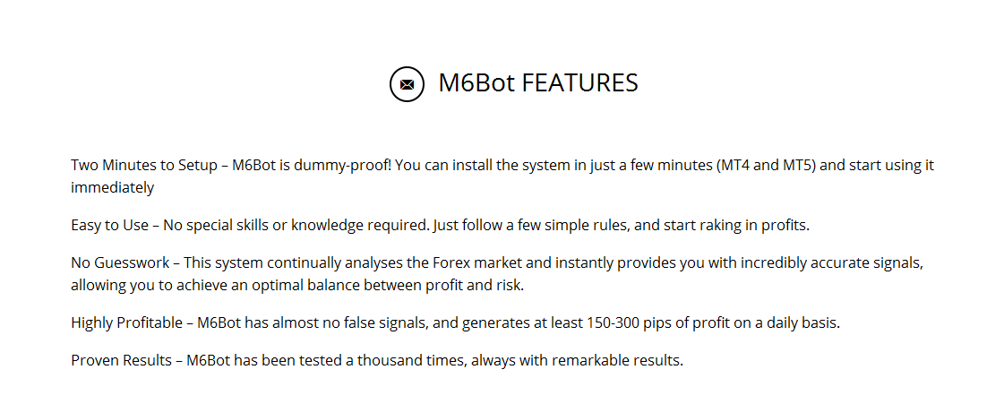 M6Bot scam review