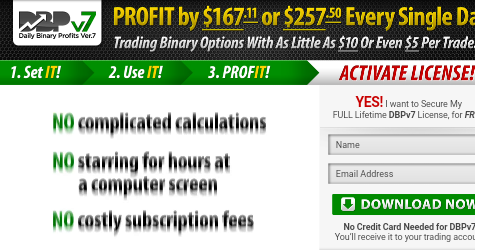 Daily Binary Profit