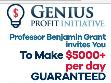 Genius Profit Scam Review