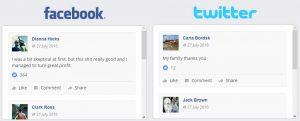 Nep getuigenissen facebook auto handelaar