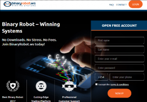 Binaire Robot Winning Systems review