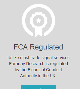 Faraday Research approval by the FCA