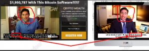 Max Carney of Crypto Wealth is a fake