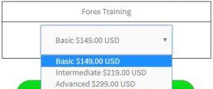 forex hulk training prijzen