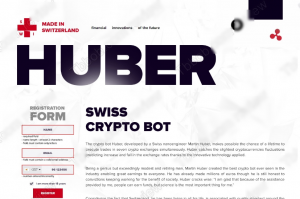 Huber Swiss Crypto Bot review