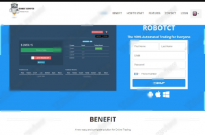 Review van Robot Crypto Trading
