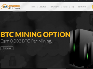 BTC Mining Option