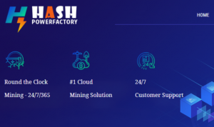 Hash Power Factory