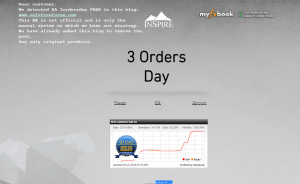 3 Orders Day