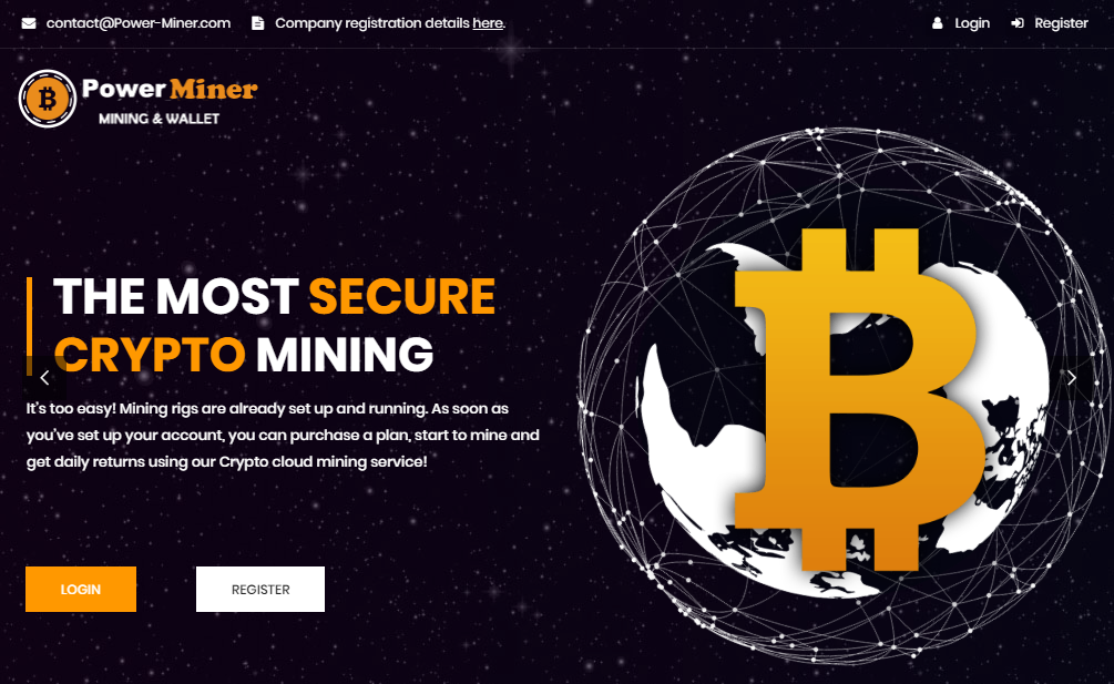 Power-miner Review: Scam or Legit Mining and Wallet? - Valforex com