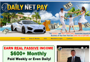 daily net pay