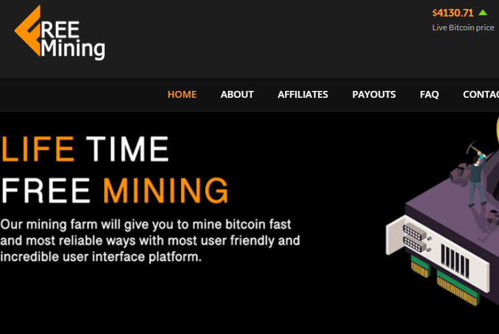 Free Mining Review: Odd Scam Indeed - Valforex com