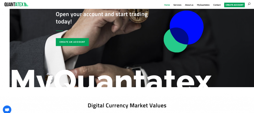 Quantatex Scam Review