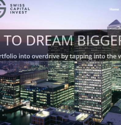 Swisscapitalinvest.co.uk Review: Swiss Capital Invest is Scam