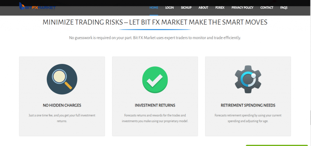 Bit FX Market Scam Review