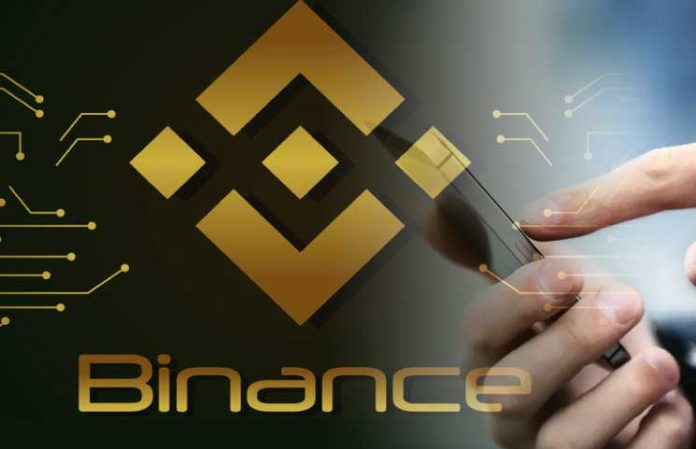 Binance, Cryptocurrency, Exchange, Credit Card