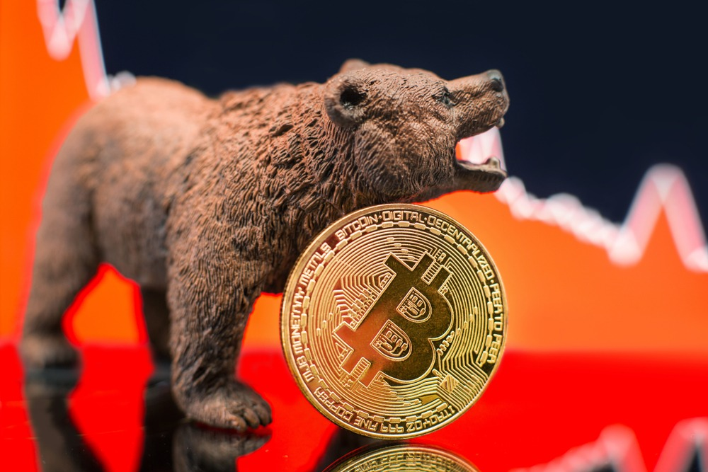 Bitcoin, Cryptocurrency, Bear market