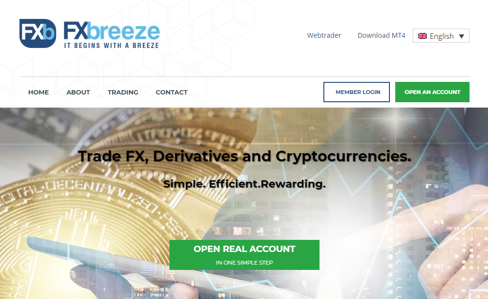 FXBreeze Review, Is FXBreeze.com Platform