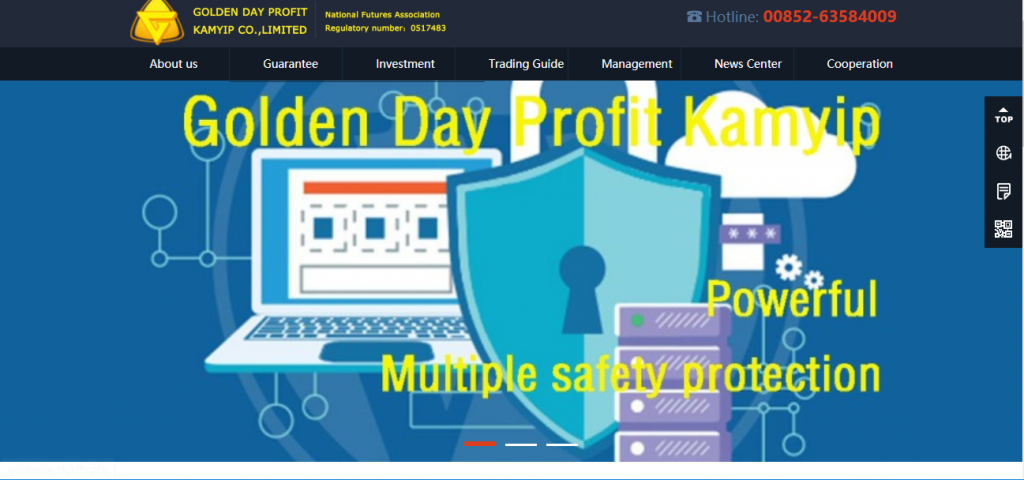 Golden Day Profit KAMYIP Scam