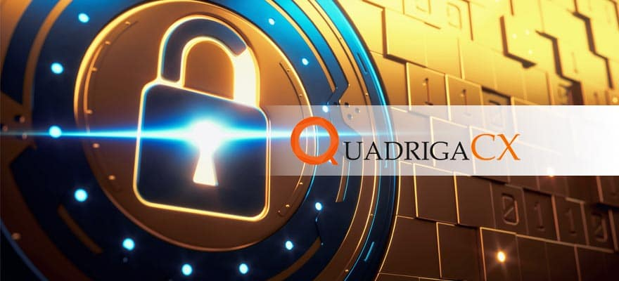 QuadrigaCX, kryptocurrency, Bitcoin, Studené peněženky, Exchange Crypto Exchange