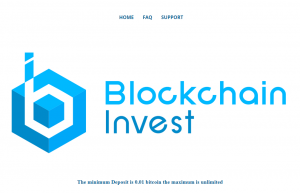 Blockhain Investing