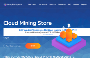 Cloud Mining Store