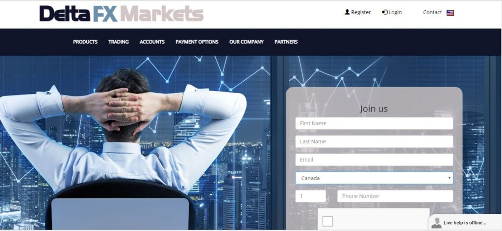 DeltaFXMarkets Review