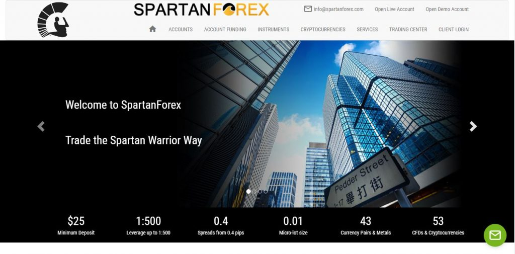 Spartan FX Review