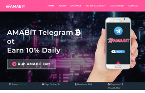 AMABIT Telegram Investment Bot