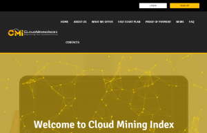 CloudMiningIndex Home