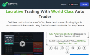 Crypto Master Bot Review: Is crypto-masterbot com Scam