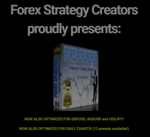 Forexcruncher Expert Advisor Forex Strategy Creators