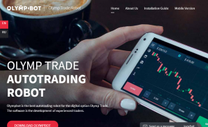 OlympBOT - Trading automatico di Olymp Trade Robot