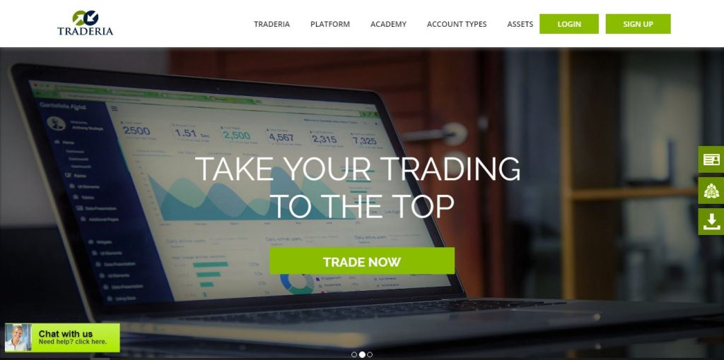 Traderia Scam Review