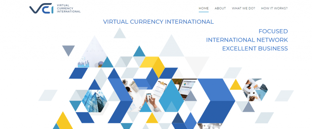 Virtual Currency International Review, vci.international Platform