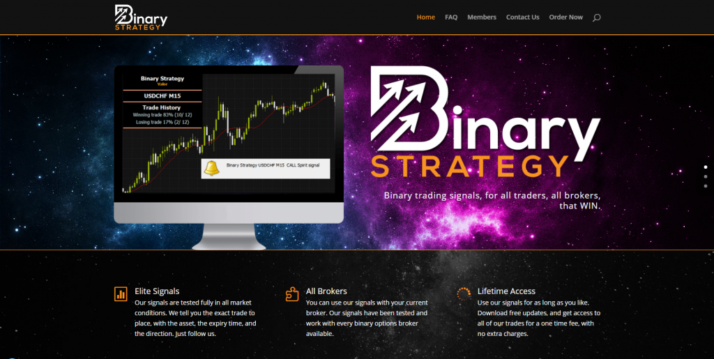 Binary Strategy Review