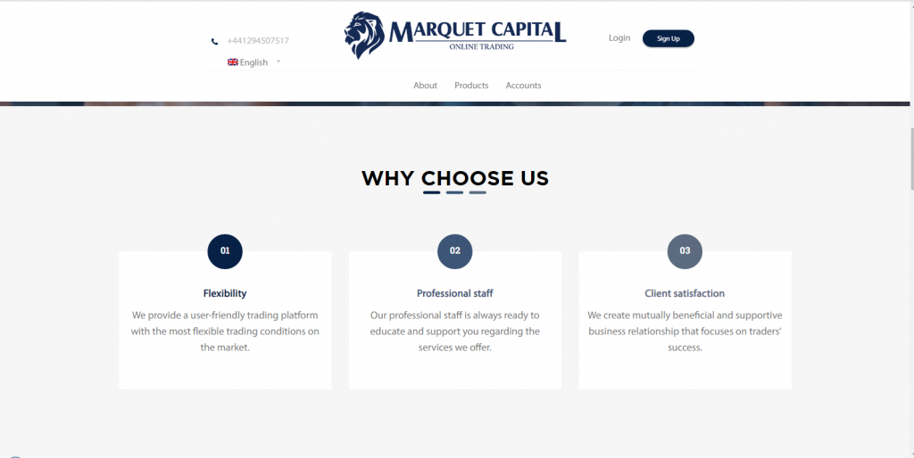 Marquet Capital Fake Review