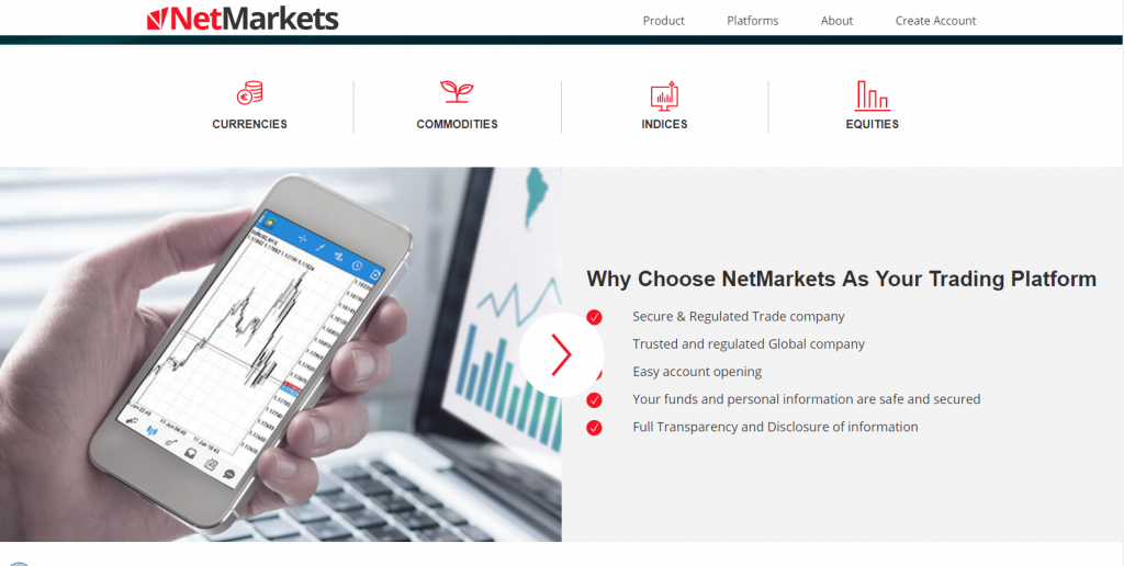 Estafa de NetMarkets