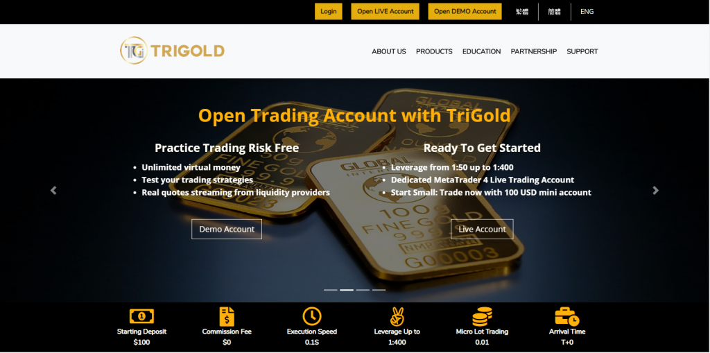 TriGold Fake Review
