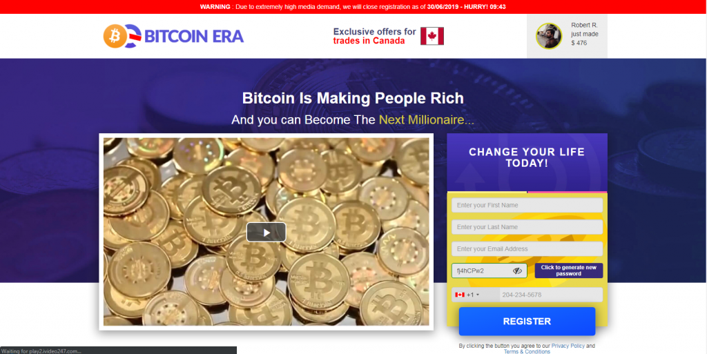 Bitcoin Era Review