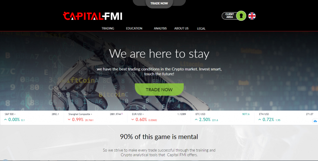 CapitalFMI Review