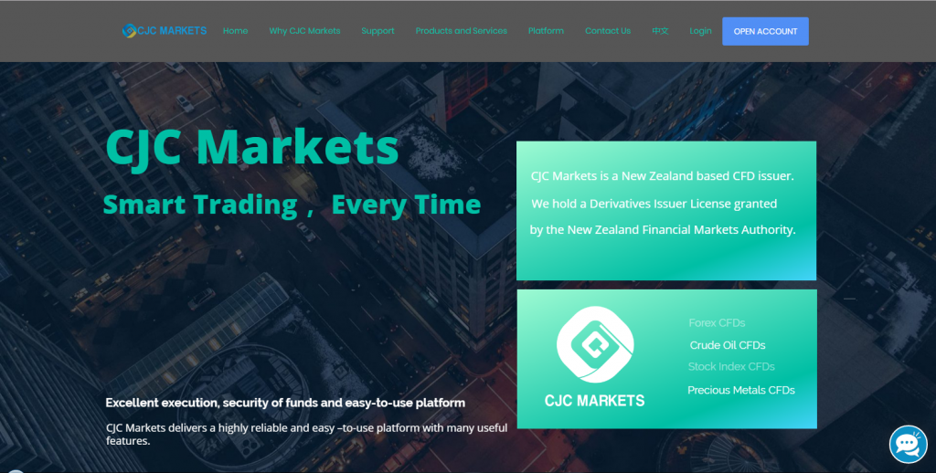 CJC Markets Review