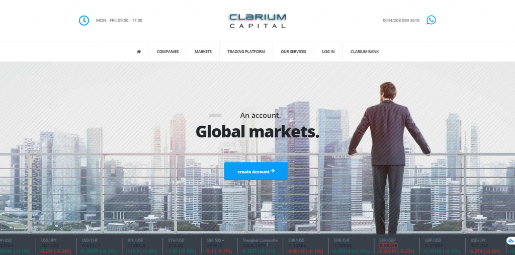 Clarium Capital Review